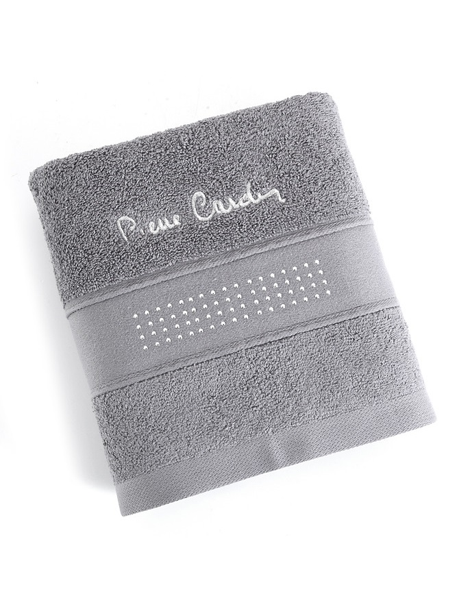Grey towels