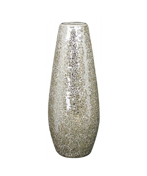 Arany vase with mosaic design
