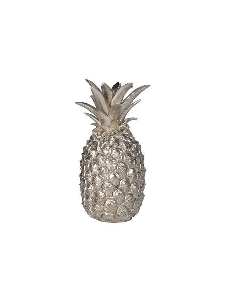 Champagne decorative pineapple