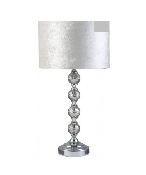 Artdeco table lamp with ball design