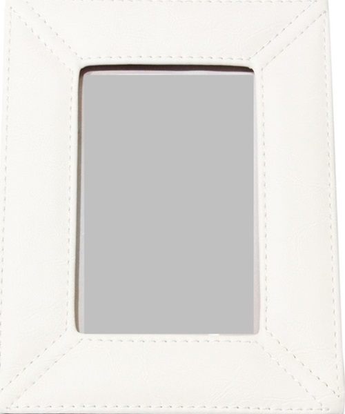 Photo frame synthetic-leather